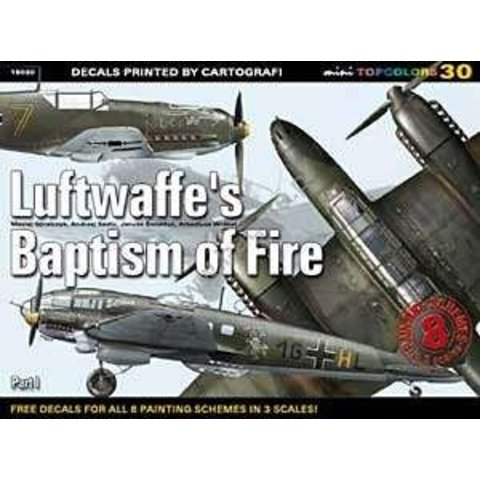Luftwaffe's Baptism of Fire: Part 1: KTC#30 Kagero softcover