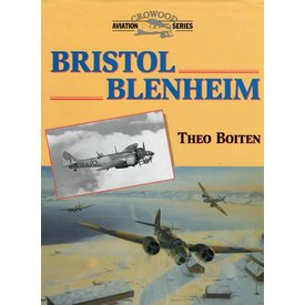 Crowood Aviation Books Bristol Blenheim hardcover (Used Copy)**O/P**