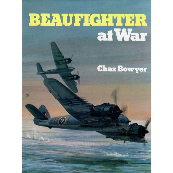 Ian Allan Beaufighter At War hardcover (Used Copy)**o/p**