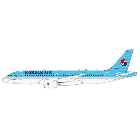 CS300 Korean Air HL8092 1:200 with stand*New Mould*