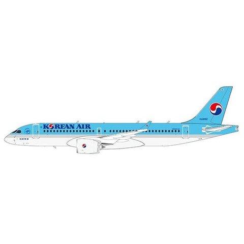 CS300 Korean Air HL8092 1:400*New Mould*