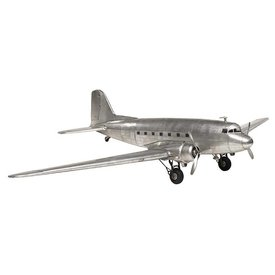 Authentic Models DC3 Dakota Aluminum Hand-Built Model