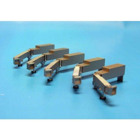 Jetways / Gates (5 pack) 1:500 Accessories V*NSI*