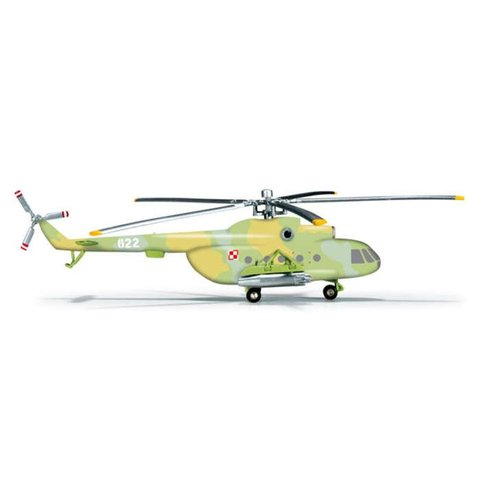 MI8T Hip Poland Army Aviation 1:200