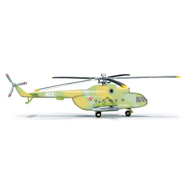 Herpa MI8T Hip Poland Army Aviation 1:200