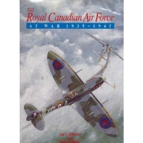 Royal Canadian Air Force at War: 1939-1945 Hardcover**O/P**(used Copy)
