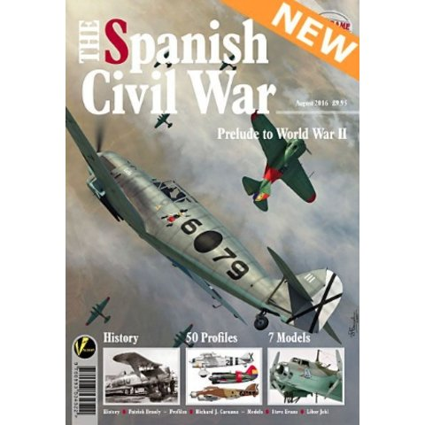 Spanish Civil War: Prelude to World War II: Airframe Extra #5: AE#5 softcover