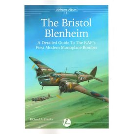 VALIANT WINGS Bristol Blenhiem: Detailed Guide to the RAF's First Modern Monoplane Bomber: Airframe Album #5 AA#5 softcover