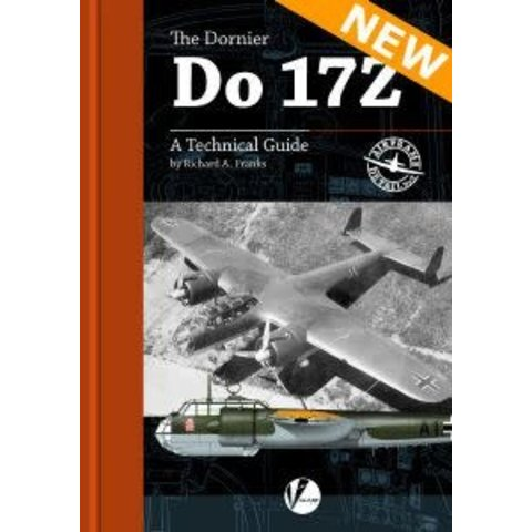 Do17Z: Technical Guide: Airframe Detail #2 AD#2 softcover