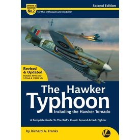 VALIANT WINGS Hawker Typhoon & Tornado: Airframe & Miniature #2 AM#2 Softcover (Revised and updated)