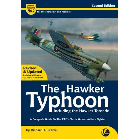 Hawker Typhoon & Tornado: Airframe & Miniature #2 AM#2 Softcover (Revised and updated)