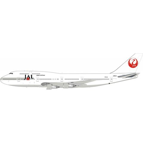 B747-300 Japan Airlines JAL 2011 Livery JA812J 1:200 With Stand**o/p**