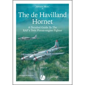 VALIANT WINGS Dehavilland Hornet: Detailed Guide to RAF's Twin: Airframe Album #8 AA#8 softcover