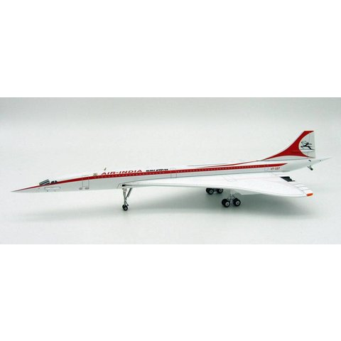Concorde Air india VT-SST 1:200 With Stand (fictional)