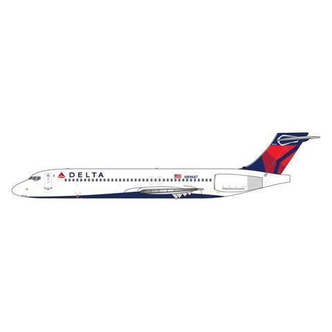 B717-200 Delta 2007 livery N896AT 1:400 (4th release)