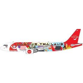 Phoenix A320 Thai Air Asia Amazing Thailand HS-ABD 1:400