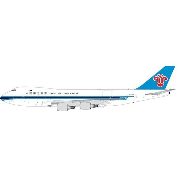 Phoenix B747-400F China Southern Cargo B2461 1:400