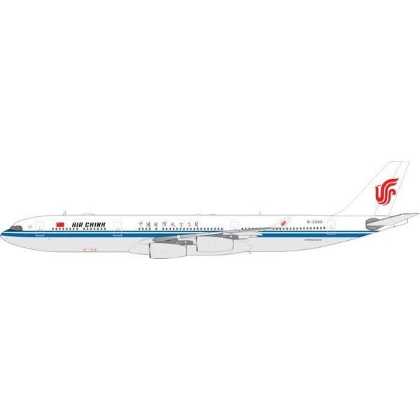 Phoenix A340-300 Air China Air China Old Livery with flag B-2390 1:400