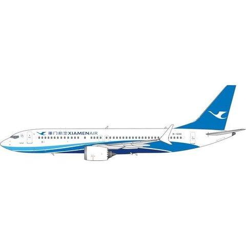B737 MAX8 Xiamen Air B-1288 1:400