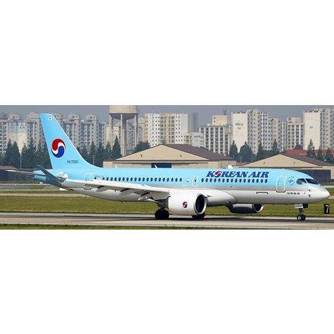 CS300 Korean Air HL7201 1:400 (new registration)