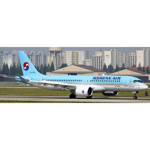 JC Wings CS300 Korean Air HL7201 1:400 (new registration)