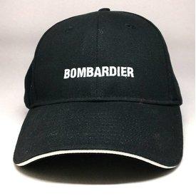 Bombardier CAP BOMBARDIER Black