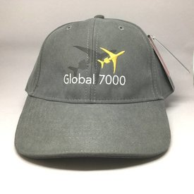 Bombardier CAP Global 7000 grey Bombardier