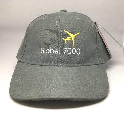 CAP Global 7000 grey Bombardier