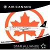 A321 Air Canada Star Alliance C-GITU Fin 451 1:400