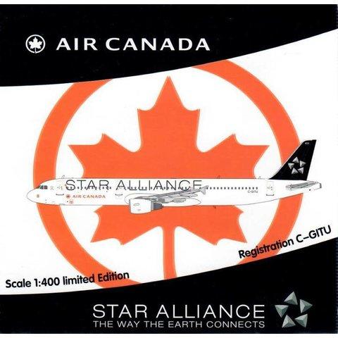 A321 Air Canada Star Alliance