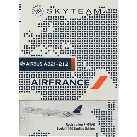 A321 Air France Skyteam F-GTAE 1:400