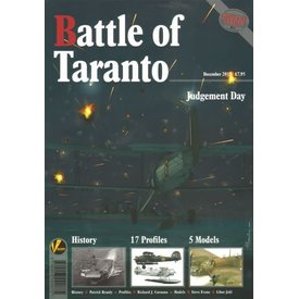 VALIANT WINGS Battle of Taranto: Judgement Day: Airframe Extra #4: AE#4 softcover