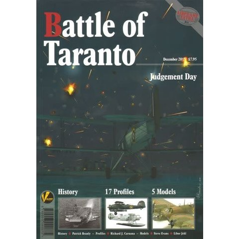 Battle of Taranto: Judgement Day: Airframe Extra #4 SC