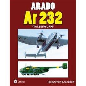 Schiffer Publishing Arado AR232 Tatzelwurm Schiffer softcover