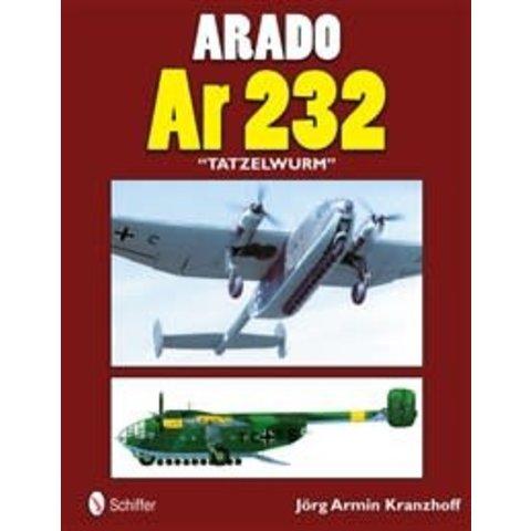 Arado AR232 Tatzelwurm Schiffer softcover