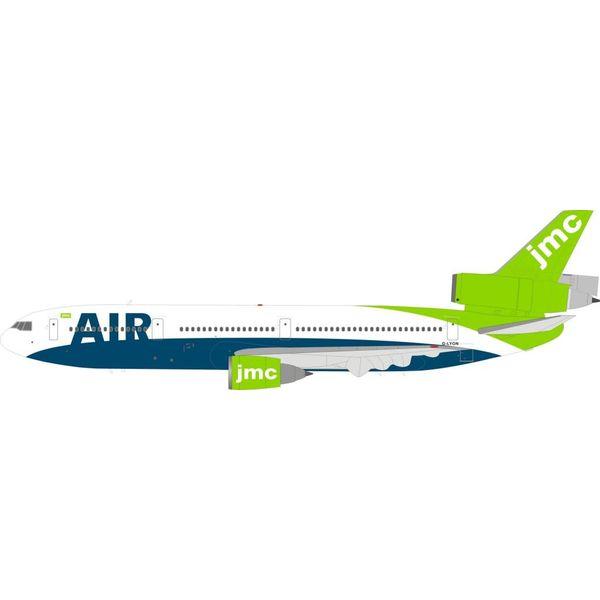 InFlight DC10-30 JMC Air G-LYON 1:200 with Stand