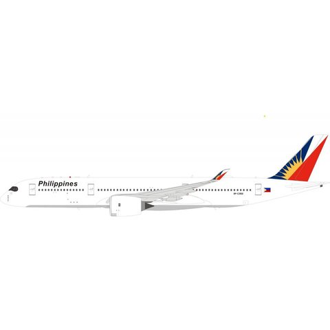 A350-900 Philippines Airlines RP-C3501 1:200 with stand