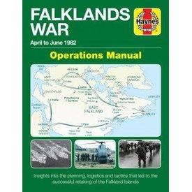 Haynes Publishing Falklands War: Operations Manual 1982 hardcover