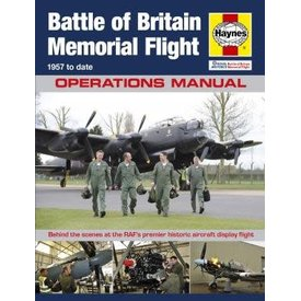 Haynes Publishing Battle of Britain Memorial Flight: Ops Manual HC