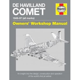 Haynes Publishing DeHavilland Comet: Owner's Workshop Manual HC