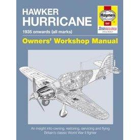 Haynes Publishing Hawker Hurricane: Owner's Workshop Manual SC