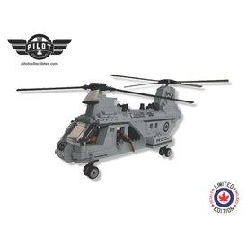 Cobi CH113 Labrador Heavy Lift Helicopter RCAF grey Cobi 310 pieces