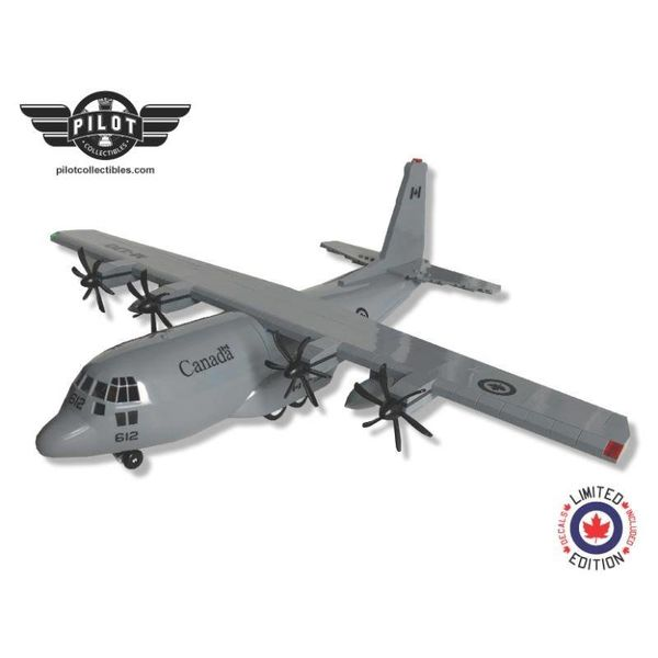 Cobi CC130J Super Hercules RCAF Cobi Historical Collection 340 pieces