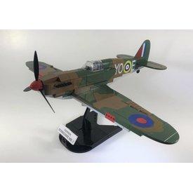 Cobi Hawker Hurricane RCAF YO-E Shearwater Cobi Historical Collection 250 Pieces