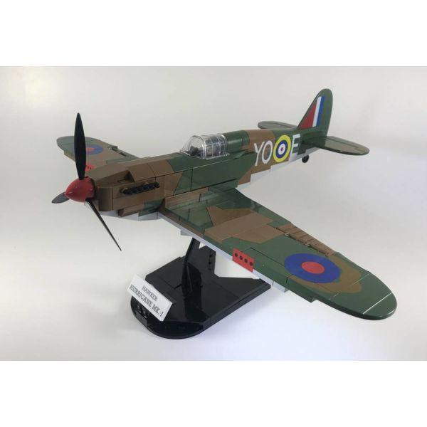 Cobi Hawker Hurricane Mk.I RCAF YO-E Shearwater Cobi Historical Collection 250 Pieces
