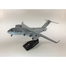 Pilot Collectibles CC177 Globemaster III RCAF 429 Squadron 1:200 (plastic) +SALE+ (NO OUTER BOX, PLASTIC SLEEVE ONLY)