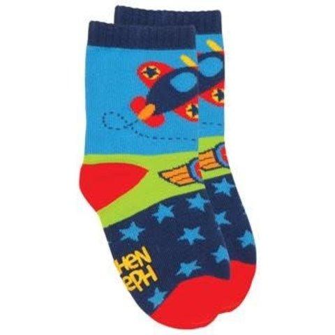 Airplane Socks Toddler