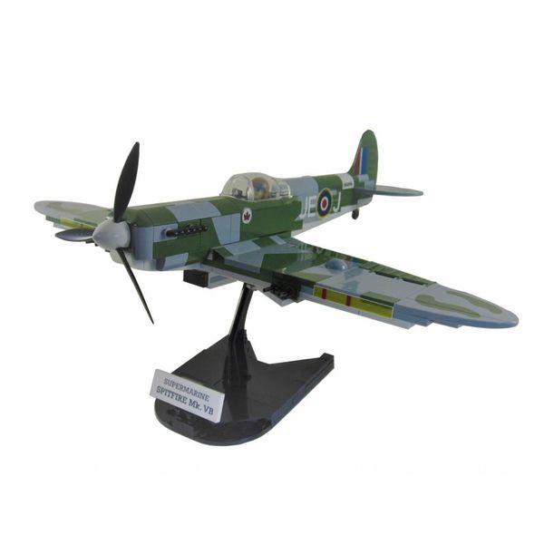 Cobi Supermarine Spitfire VB RAF JE-J Johnnie Johnson Cobi Historical Collection 290 pieces