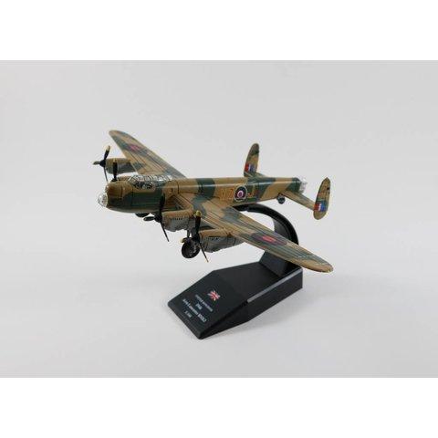 Avro Lancaster B.Mk.I RAF YZ-J 1:144 with stand