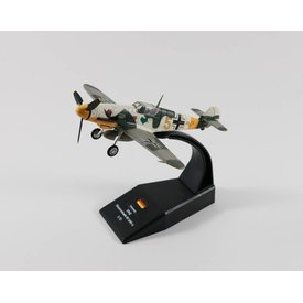 Pilot Collectibles Messerschmitt Bf109 Yellow 5 1:72 with stand
